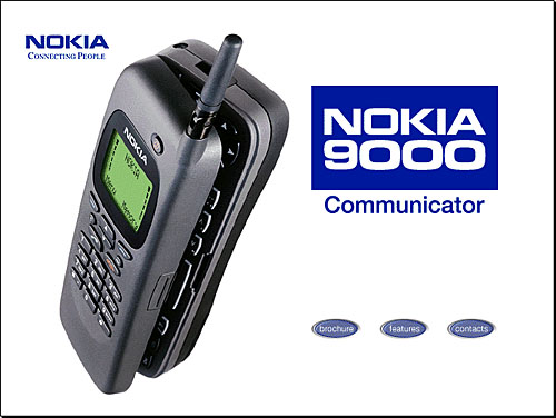 Nokia Mobile Phones Asia Pacific - Nokia 9000 CD-ROM [Startup]
